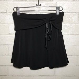 Guess Y2K Ruched Waistband Skirt